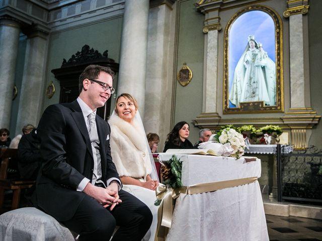 Il matrimonio di Andrea e Michela a Martinengo, Bergamo 34