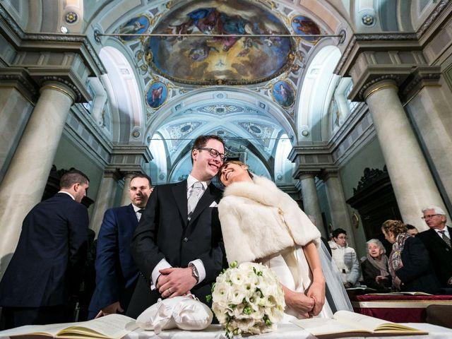 Il matrimonio di Andrea e Michela a Martinengo, Bergamo 35