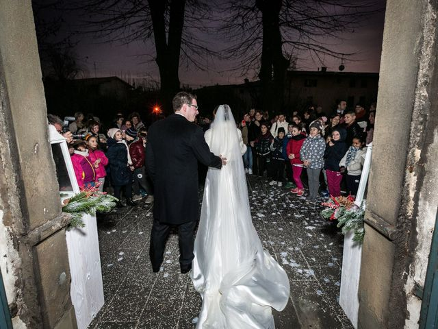 Il matrimonio di Andrea e Michela a Martinengo, Bergamo 37