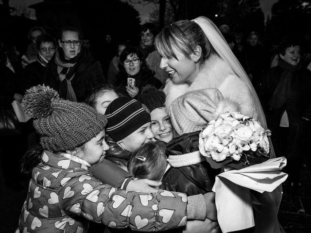 Il matrimonio di Andrea e Michela a Martinengo, Bergamo 38