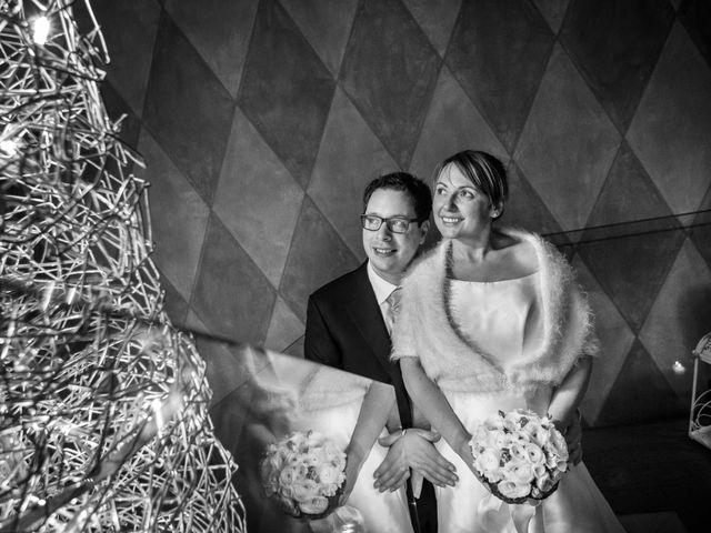 Il matrimonio di Andrea e Michela a Martinengo, Bergamo 47