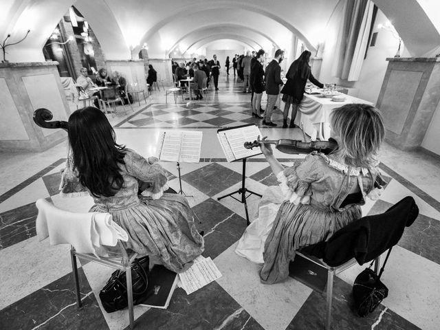 Il matrimonio di Andrea e Michela a Martinengo, Bergamo 48
