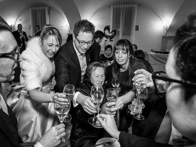 Il matrimonio di Andrea e Michela a Martinengo, Bergamo 54