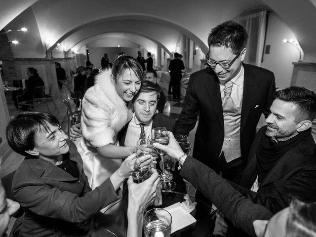 Il matrimonio di Andrea e Michela a Martinengo, Bergamo 57
