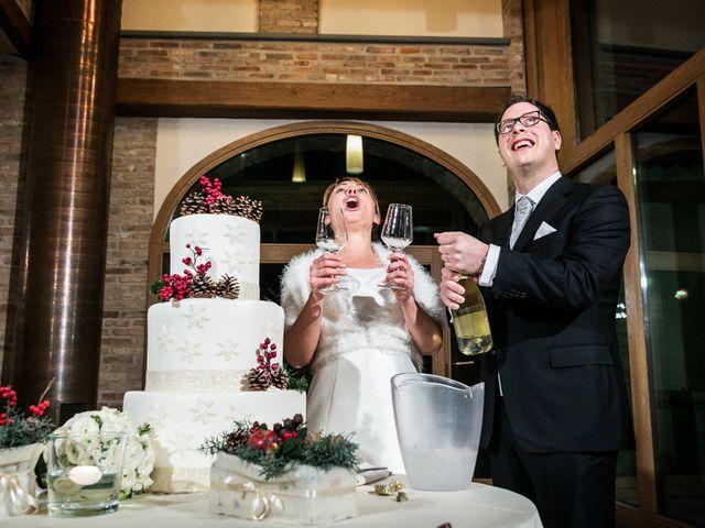 Il matrimonio di Andrea e Michela a Martinengo, Bergamo 73