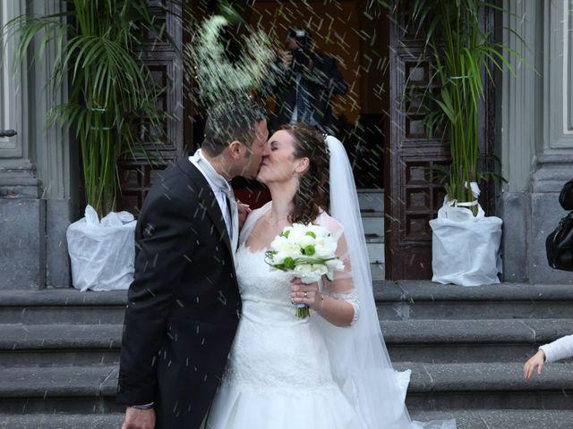 le nozze di Alessandro e Viviana