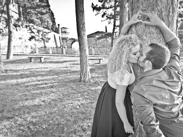 Il matrimonio di Roberto e Vanessa a Ospitaletto, Brescia 4