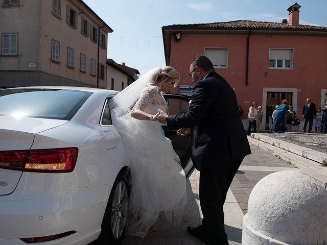 Il matrimonio di Roberto e Vanessa a Ospitaletto, Brescia 68