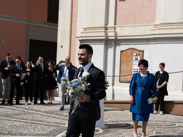 Il matrimonio di Roberto e Vanessa a Ospitaletto, Brescia 69