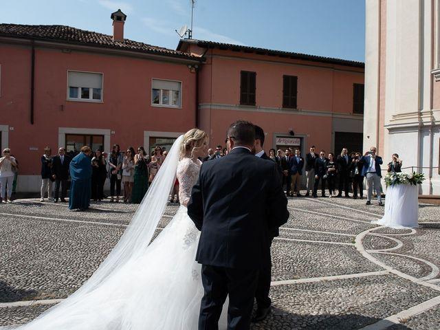 Il matrimonio di Roberto e Vanessa a Ospitaletto, Brescia 70