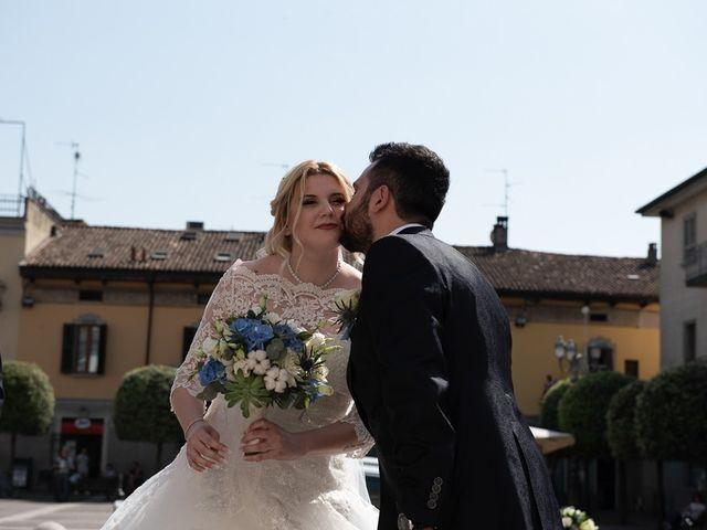 Il matrimonio di Roberto e Vanessa a Ospitaletto, Brescia 71