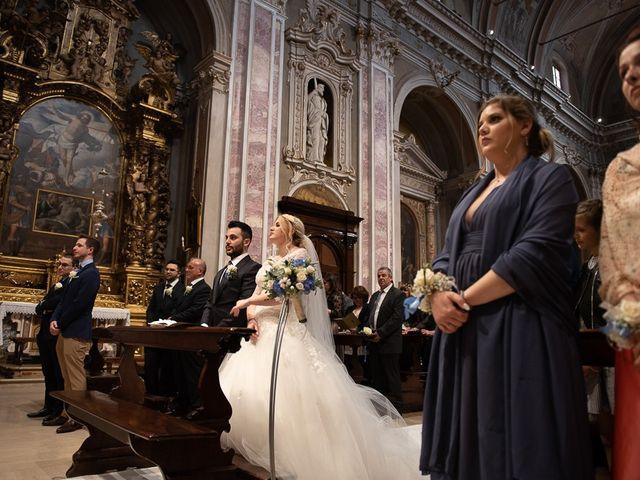 Il matrimonio di Roberto e Vanessa a Ospitaletto, Brescia 74
