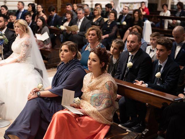 Il matrimonio di Roberto e Vanessa a Ospitaletto, Brescia 75