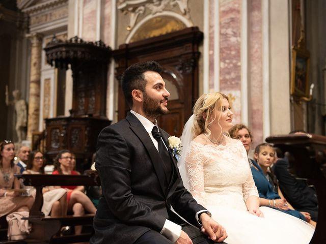 Il matrimonio di Roberto e Vanessa a Ospitaletto, Brescia 76