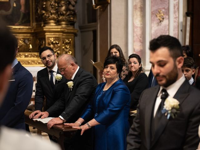 Il matrimonio di Roberto e Vanessa a Ospitaletto, Brescia 77