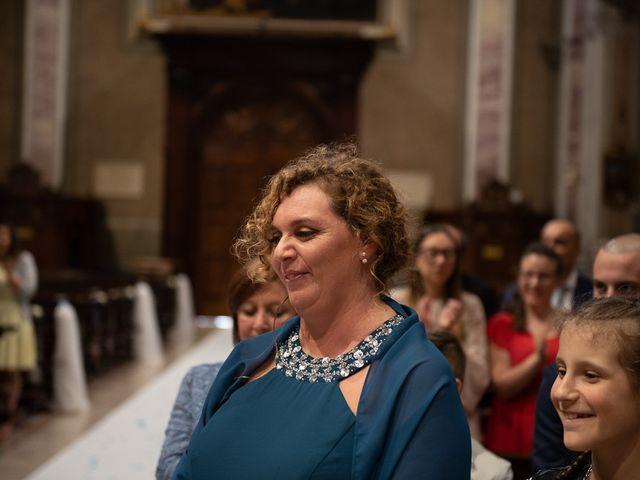 Il matrimonio di Roberto e Vanessa a Ospitaletto, Brescia 79