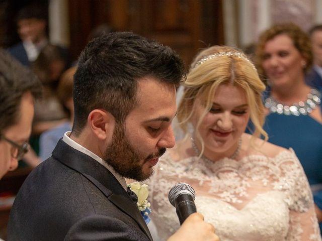 Il matrimonio di Roberto e Vanessa a Ospitaletto, Brescia 80