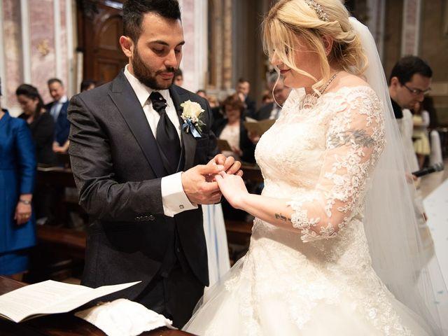 Il matrimonio di Roberto e Vanessa a Ospitaletto, Brescia 82
