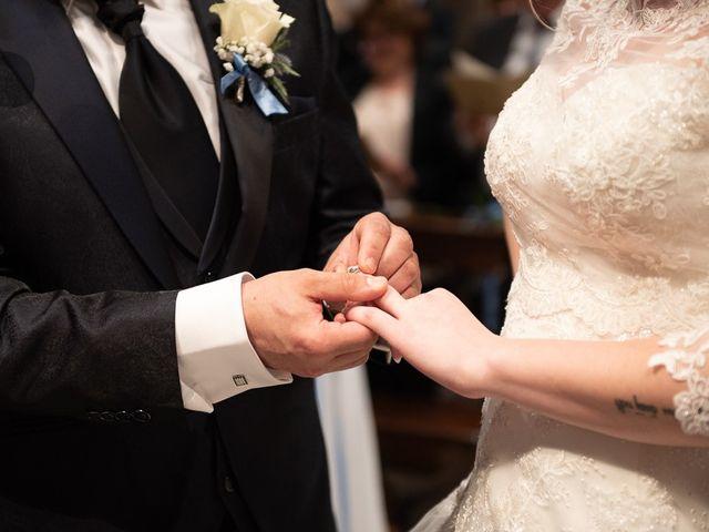 Il matrimonio di Roberto e Vanessa a Ospitaletto, Brescia 83