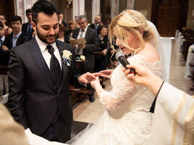 Il matrimonio di Roberto e Vanessa a Ospitaletto, Brescia 84