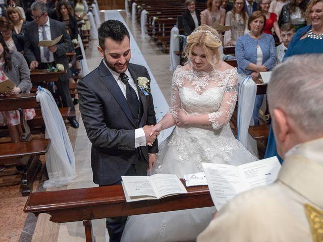 Il matrimonio di Roberto e Vanessa a Ospitaletto, Brescia 86