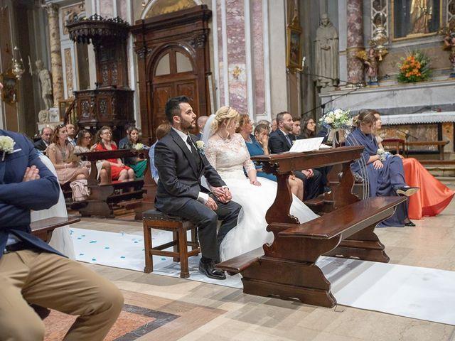 Il matrimonio di Roberto e Vanessa a Ospitaletto, Brescia 91