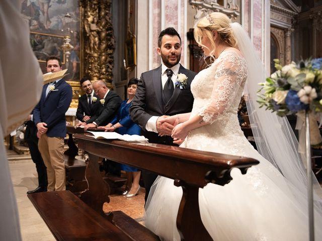 Il matrimonio di Roberto e Vanessa a Ospitaletto, Brescia 92