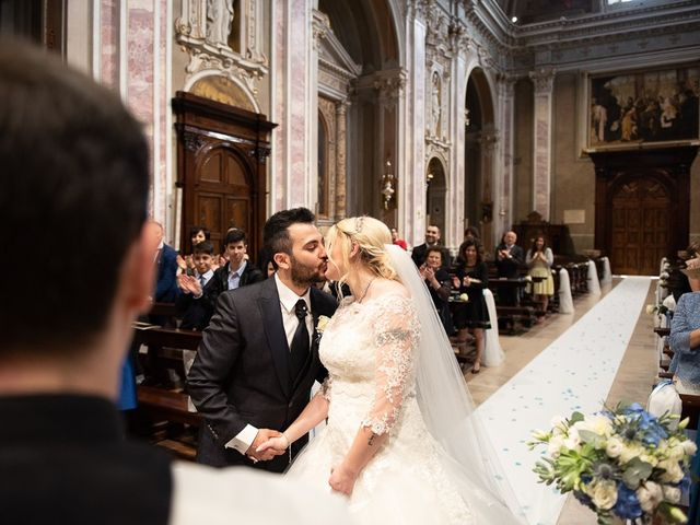 Il matrimonio di Roberto e Vanessa a Ospitaletto, Brescia 93