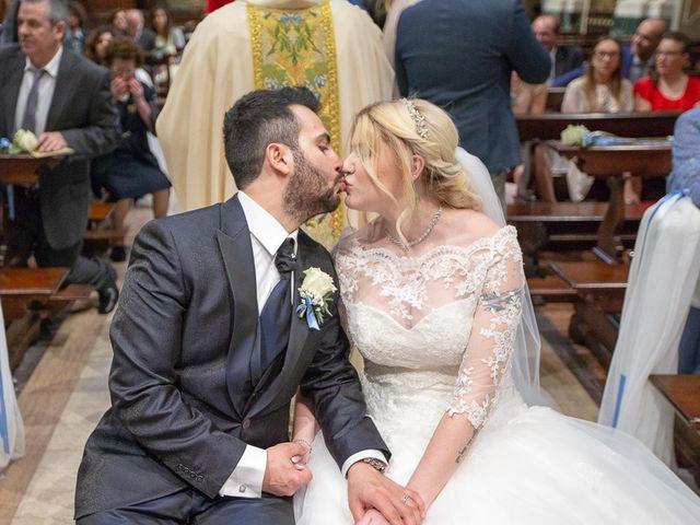 Il matrimonio di Roberto e Vanessa a Ospitaletto, Brescia 95
