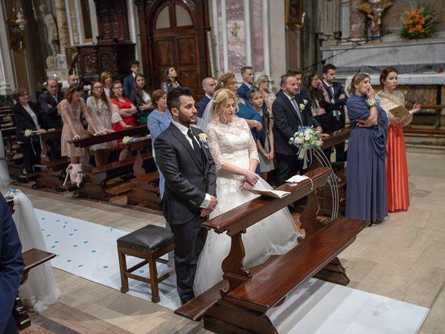 Il matrimonio di Roberto e Vanessa a Ospitaletto, Brescia 96