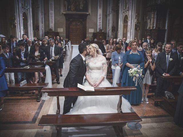 Il matrimonio di Roberto e Vanessa a Ospitaletto, Brescia 99