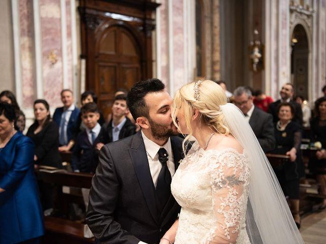 Il matrimonio di Roberto e Vanessa a Ospitaletto, Brescia 100