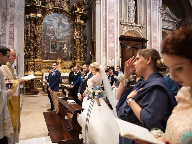 Il matrimonio di Roberto e Vanessa a Ospitaletto, Brescia 101