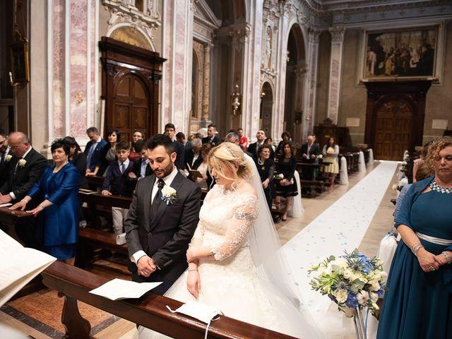 Il matrimonio di Roberto e Vanessa a Ospitaletto, Brescia 102