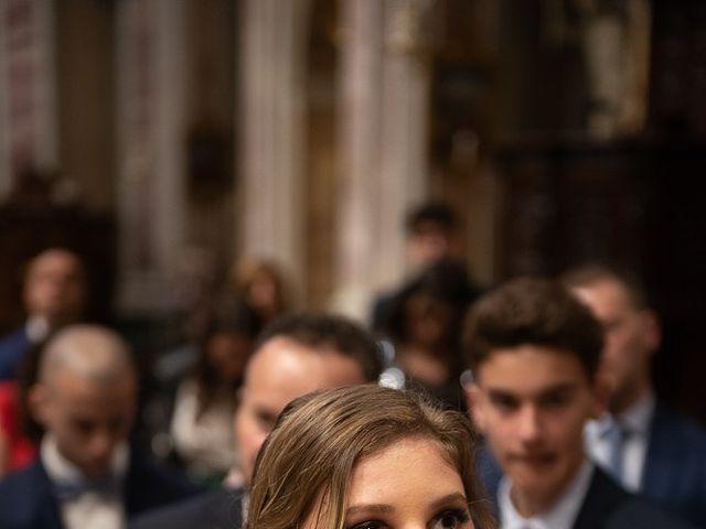 Il matrimonio di Roberto e Vanessa a Ospitaletto, Brescia 103