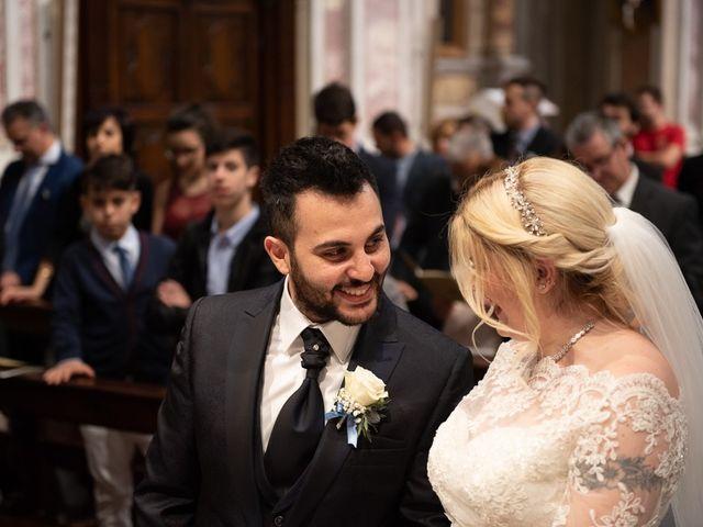 Il matrimonio di Roberto e Vanessa a Ospitaletto, Brescia 104
