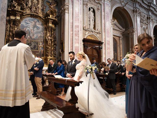 Il matrimonio di Roberto e Vanessa a Ospitaletto, Brescia 105