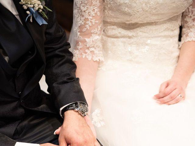 Il matrimonio di Roberto e Vanessa a Ospitaletto, Brescia 106
