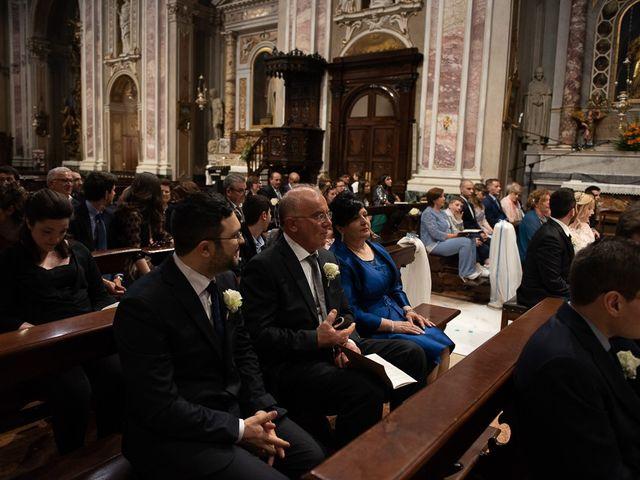 Il matrimonio di Roberto e Vanessa a Ospitaletto, Brescia 107