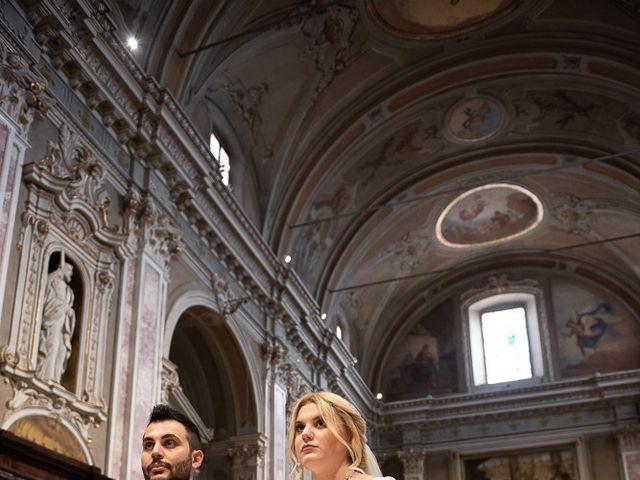 Il matrimonio di Roberto e Vanessa a Ospitaletto, Brescia 108