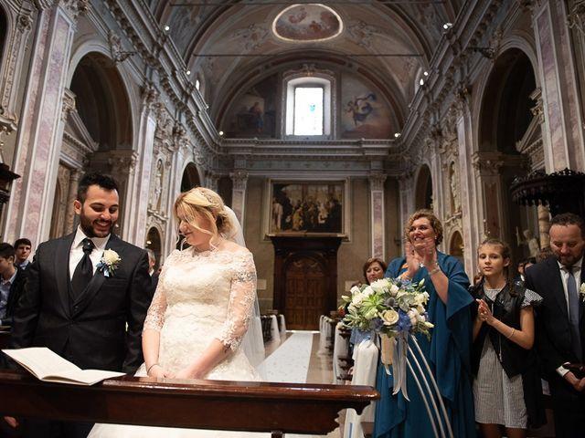 Il matrimonio di Roberto e Vanessa a Ospitaletto, Brescia 110