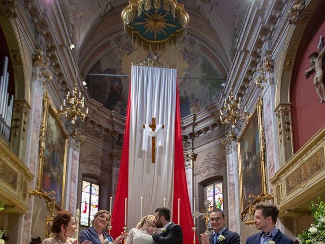 Il matrimonio di Roberto e Vanessa a Ospitaletto, Brescia 111