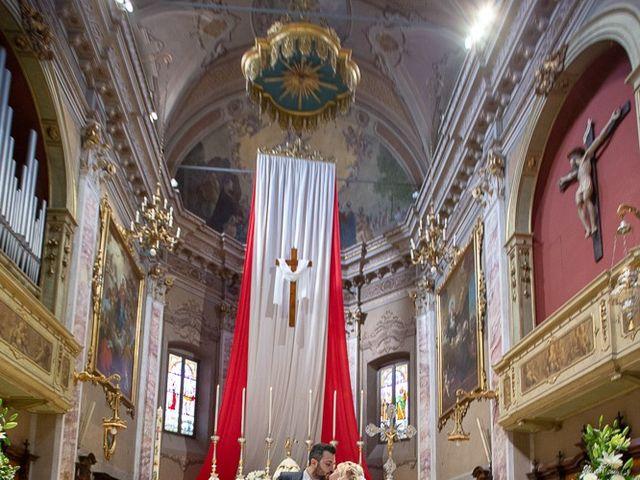 Il matrimonio di Roberto e Vanessa a Ospitaletto, Brescia 112