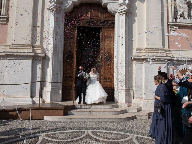 Il matrimonio di Roberto e Vanessa a Ospitaletto, Brescia 114