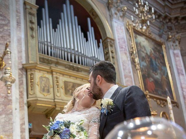 Il matrimonio di Roberto e Vanessa a Ospitaletto, Brescia 115