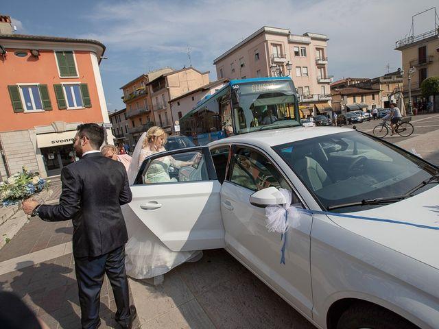 Il matrimonio di Roberto e Vanessa a Ospitaletto, Brescia 116