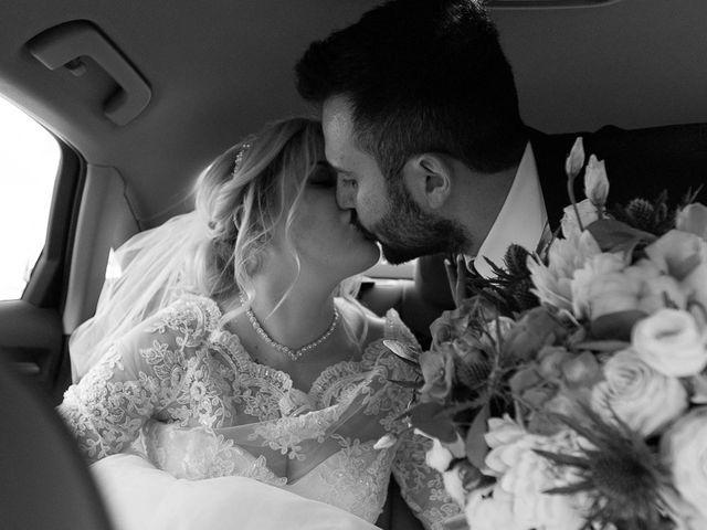 Il matrimonio di Roberto e Vanessa a Ospitaletto, Brescia 117