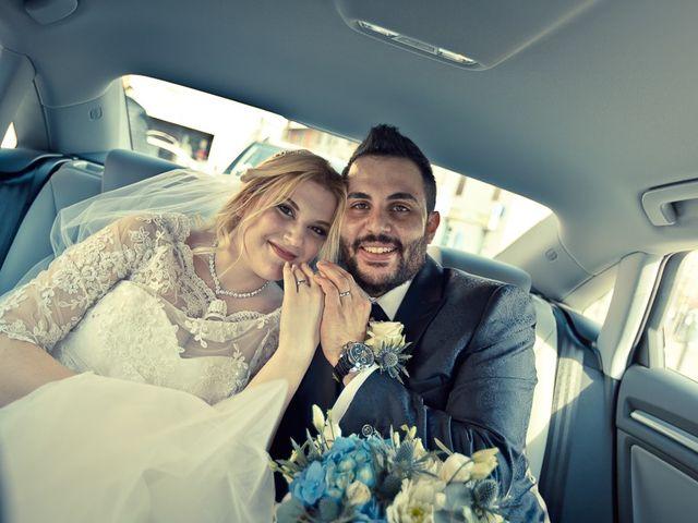 Il matrimonio di Roberto e Vanessa a Ospitaletto, Brescia 118