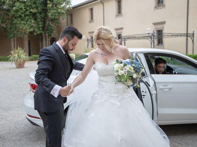 Il matrimonio di Roberto e Vanessa a Ospitaletto, Brescia 120