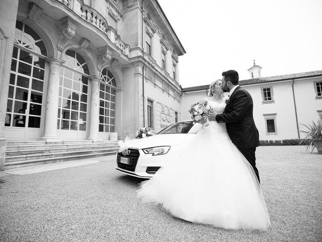 Il matrimonio di Roberto e Vanessa a Ospitaletto, Brescia 121